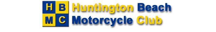 HBMC Club Logo (Huntington Beach Motorcycle Club)